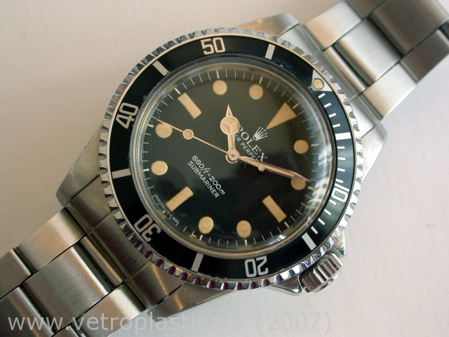 Submariner 5513 assegnato Marine Nationale '73