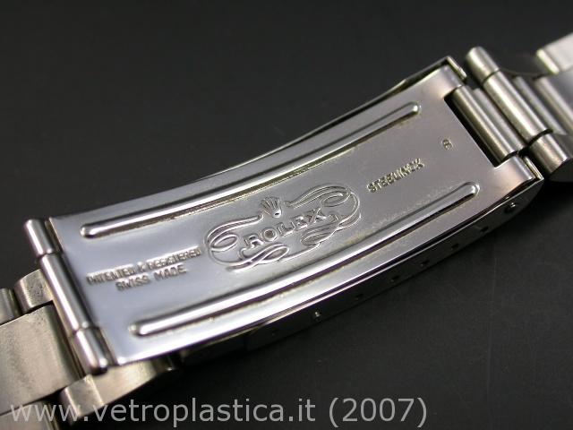 nuovo concetto 797eb efaa4 Rolex bracciale referenza 78350